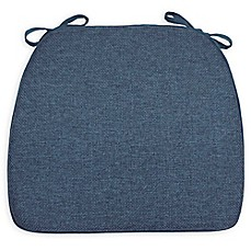 image of Arlee Home Fashions® Essentials Wallace Chair Pad (Set of 2)