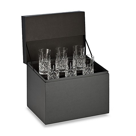 Waterford® Lismore Highball Deluxe Gift Box Buy 5 Get 6 Value Set