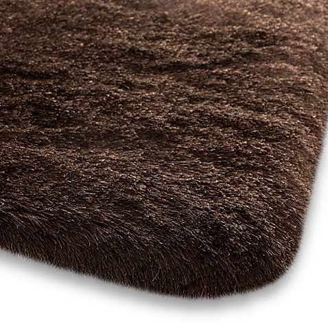 safavieh chocolate shag rugs bed bath beyond