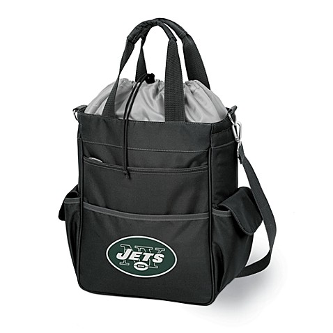 Activo New York Jets Insulated Cooler in Black