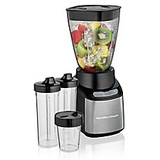 image of Hamilton Beach® Stay or Go® Blender in Black