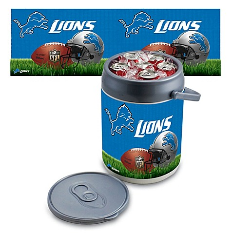 Picnic Time® NFL Detroit Lions Insulated Can Cooler