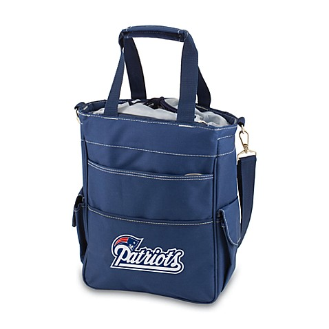 Picnic Time Activo Tote - New England Patriots (Navy Blue)
