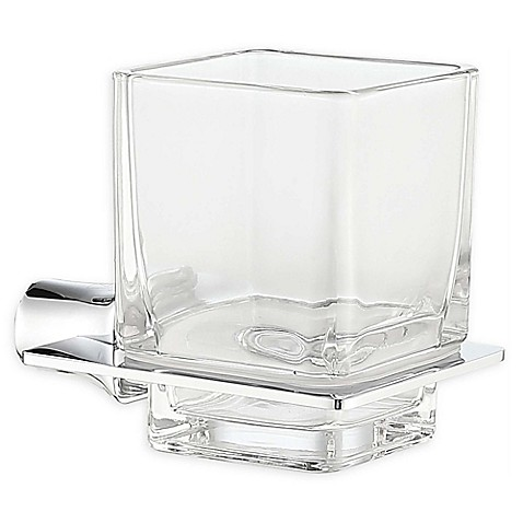 ANZZI Essence Toothbrush Holder in Polished Chrome