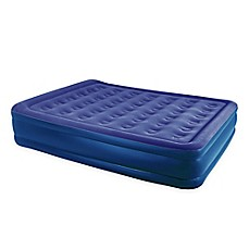Double High Air Bed With Built In Pump