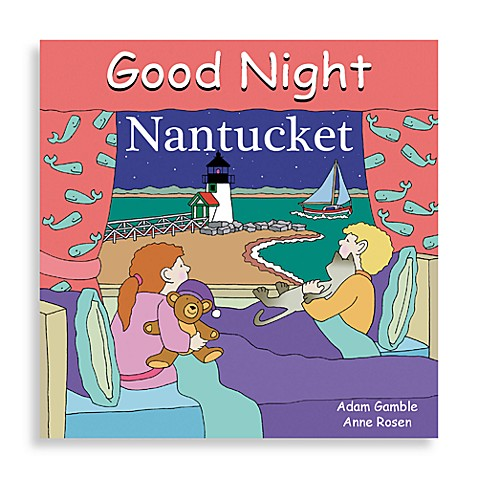 """Good Night Nantucket"" Board Book"
