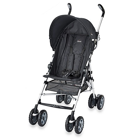 Chicco® Ct 0.6™/Capri™ Stroller in Black - buybuy BABY