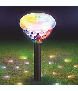 Lámpara solar Sharper Image® para fiesta