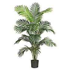 image of Nearly Natural Paradise Palm 5-Foot 6-Inch Silk Tree