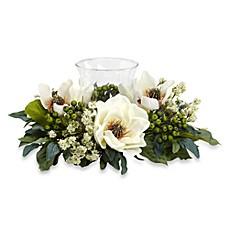 Faux Floral Arrangements, Silk Flowers & Faux Plants - Bed Bath ...