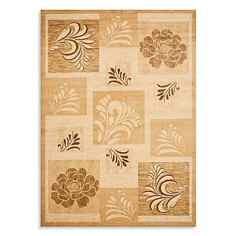 Safavieh Brighton 4-Foot x 6-Foot Accent Rug in Ivory/Multi