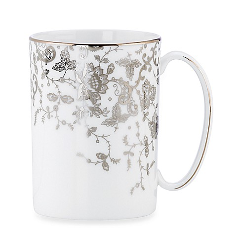 Marchesa by Lenox® French Lace 11-Ounce Mug