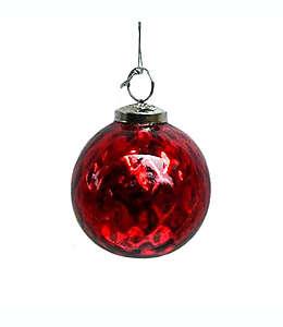 Esferas navideñas de vidrio