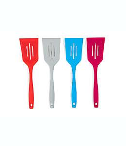Volteador ranurado Core Kitchen™, color variable