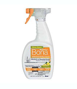 Limpiador antibacterial para superficies Bona PowerPlus® de 650.61 mL