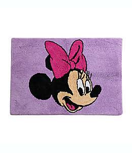 Tapete para baño Disney® Minnie de 50.8 x 76.2 cm en rosa
