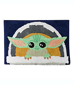 Tapete para baño Baby Yoda de 50.8 x 76.2 cm