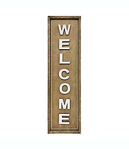 "Letrero de madera ""Welcome"" Bee & Willow™ Home"