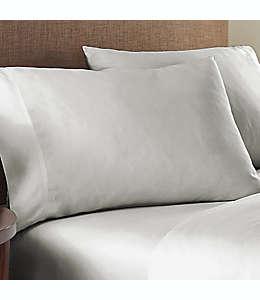 Fundas estándar de algodón para almohadas Nestwell™ color blanco paloma, Set de 2