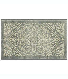 Tapete decorativo de poliéster Maples™ Rebecka de 50.8 x 86.36 cm color gris