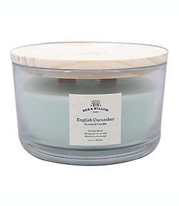 Vela en vaso Bee & Willow™ Home Core English Cucumber™ de 396.89 g