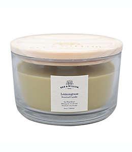 Vela en vaso Bee & Willow™ Home Core Lemongrass™ de 396.89 g