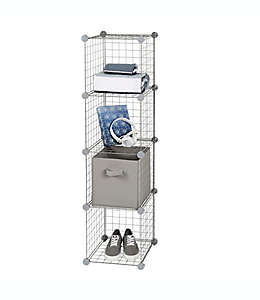 Organizador de niquel Simply Essential™ con 4 compartimentos