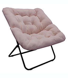 Silla Simply Essential™ Lounge color rosa blush