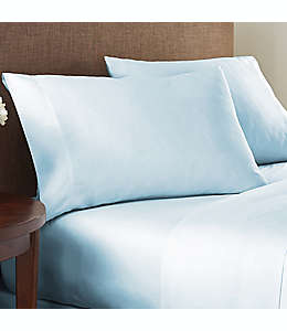 Fundas para almohadas king NestWell™ Ultimate color azul ilusión