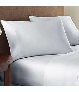 Fundas para almohadas king NestWell™ Ultimate color gris roca