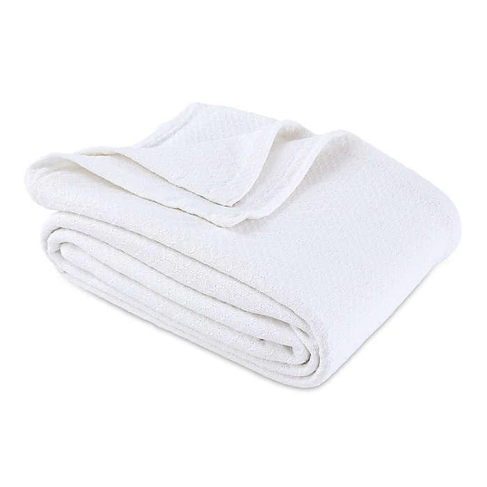 Cobertor matrimonial/queen Bee & Willow™ Home color blanco