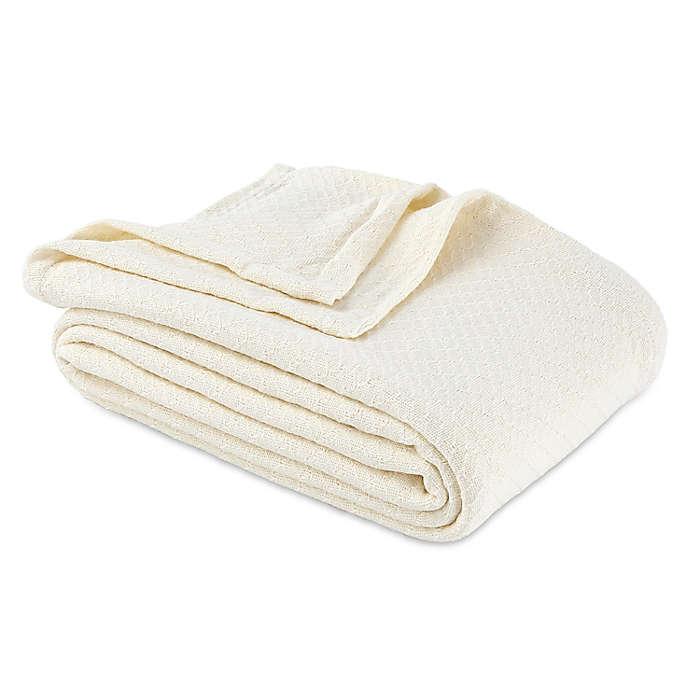 Cobertor individual Bee & Willow™ Home color marfil