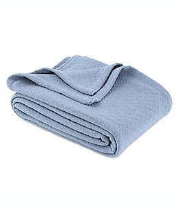 Cobertor matrimonial/queen Bee & Willow™ Home color azul
