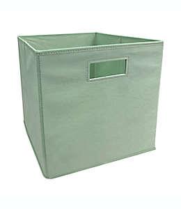Contenedor plegable ORG™ Bock Choy color verde salvia