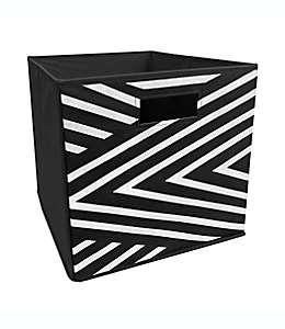 Contenedor plegable ORG™ Tuscan color negro