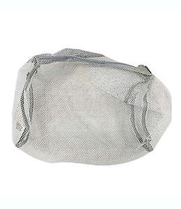 Bolsa de malla de poliéster para ropa íntima Simply Essential™ color blanco