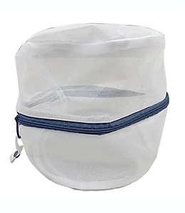 Bolsa de malla de poliéster para ropa íntima Simply Essential™ color blanco, Set de 2
