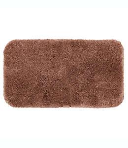 Tapete para baño de poliéster de PET reciclado NestWell™ color gris oscuro