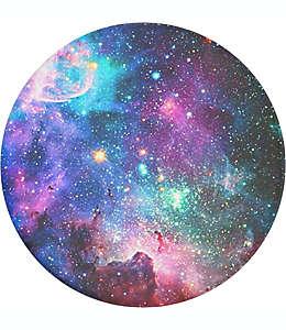 Soporte de policarbonato para celular PopSockets® Nebula color azul