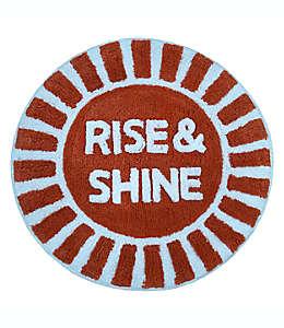 Tapete para baño de algodón Wild Sage™ Rise & Shine