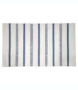 Tapete para baño Bee & Willow™ Home Coastal color azul