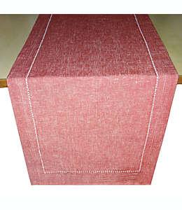 Camino de mesa de lino Our Table con costura de 1.82 m