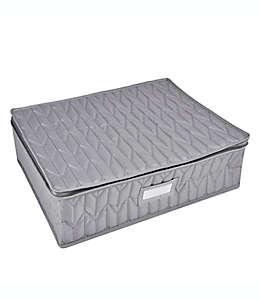 Protector para tazas de poliéster Our Table™ acolchado color gris