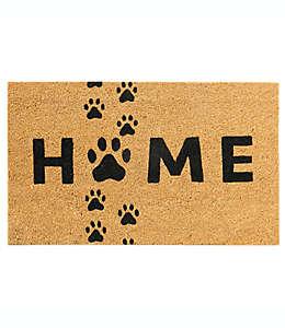 Tapete para entrada de fibra de coco Simply Essential™ Pet Paw Home de 40.64 x 71.12 cm color natural