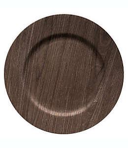 Plato base de madera Bee & Willow™ color natural