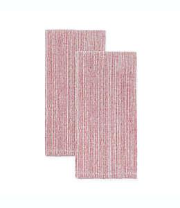 Servilletas de algodón Our Table™ color rojo, Set de 2 piezas