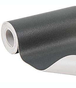 Forro para repisas de plástico Simply Essential™ Solid Grip color gris oscuro