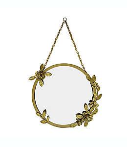 Espejo decorativo con marco de metal Wild Sage™