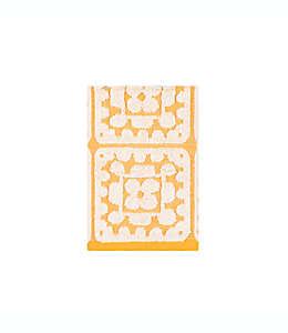 Toalla para manos de algodón con crochet Wild Sage™ color amarillo huevo