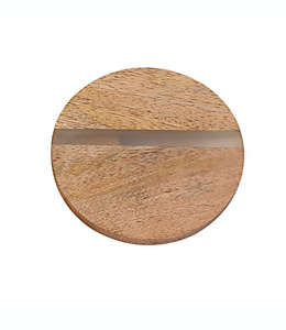Portavasos de madera de acacia Thirstystone®